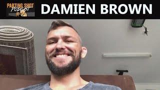 UFC Veteran Damien Brown Feeling Stress Free Ahead Of RIZIN Debut Dec. 31