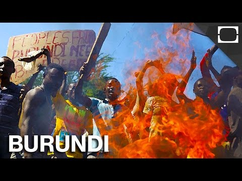 Is Burundi On The Brink Of Civil War?