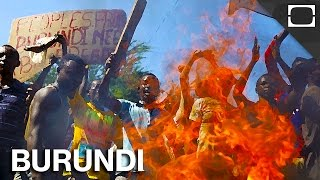 Is Burundi On The Brink Of Civil War?