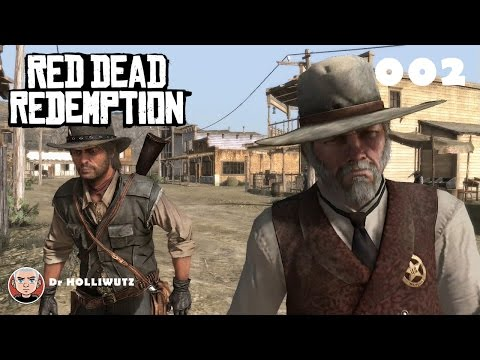Red Dead Redemption #002 - Armadillos Marshall Johnson [HD][XBO] | Let's Play RDR