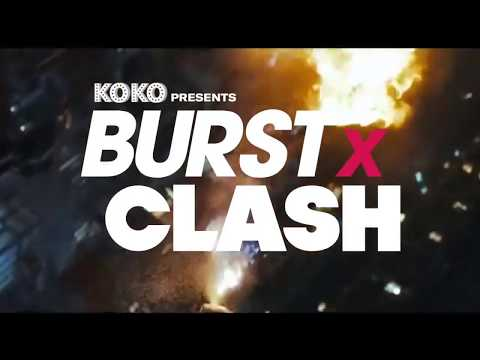 Clash x Burst presents Seramic live and Warren Xclnce at KOKO