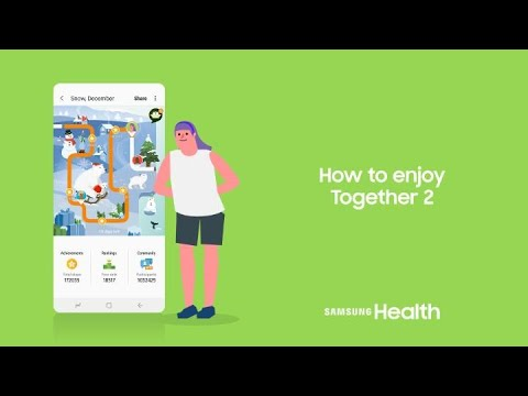 Samsung Health: How to enjoy Together 2