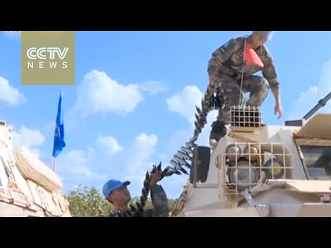 1,000 Chinese Peacekeepers In South Sudan