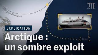 Réchauffement climatique : ce que le trajet d'un bateau dit de l'état de l'Arctique