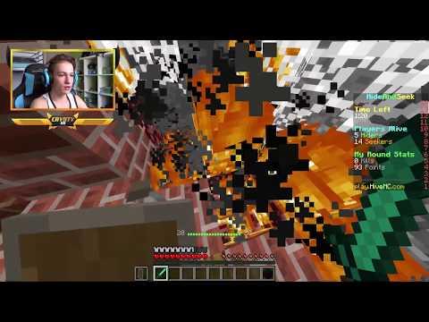 ACEST HACKER MĂ CALCĂ PE NERVI !!! Minecraft Hide And Seek   Episodul 32 !