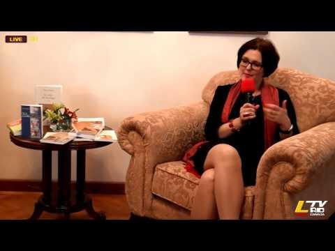 2015-06-17 Medalion de scriitor FELICIA MIHALI - Ambasada Romaniei din Ottawa