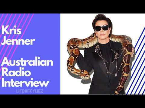 Kris Jenner Radio Interview