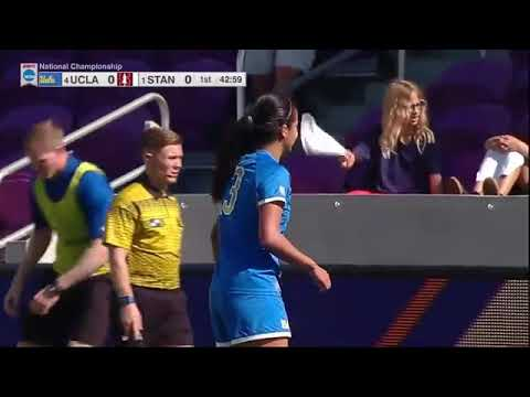 2017 NCAA Women's College Cup: Stanford Cardinal vs. UCLA Bruins
