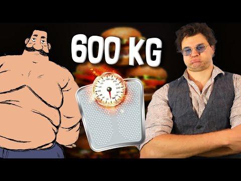 Peser Plus de 600 Kg : ÇA FAIT QUOI ?