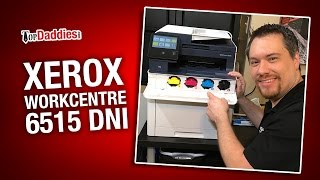 Xerox WorkCentre 6515 DNI Colour Multifunction Printer Review