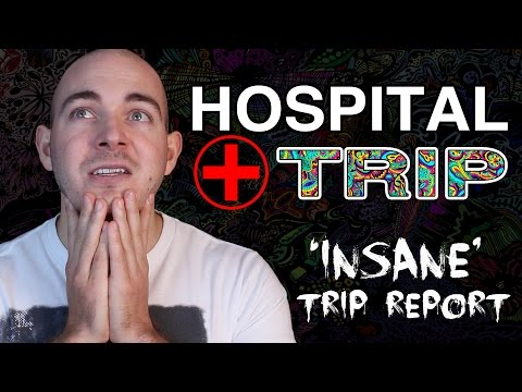 "Hospital Trip | ""When Acid Stops Being Fun"""