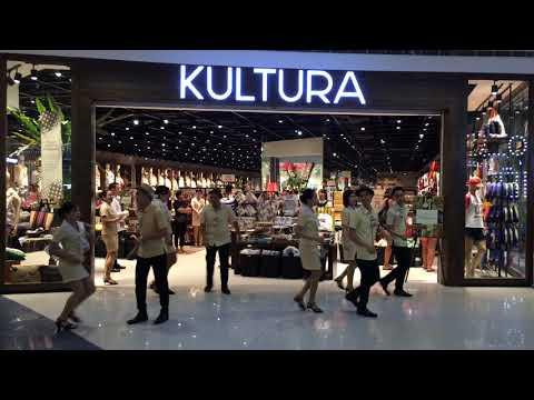 Kultura Dance Break - SM Mall of Asia, Manila, Philippine