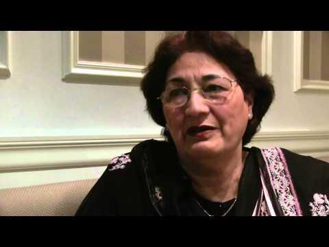 Hon. Khalida Rachid Khan - Path to the Judiciary