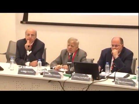 Russia & the Arab World Panel 1