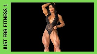 ALESSANDRA ALVEZ LIMA - FEMALE BODYBUILDER FROM BRAZIL