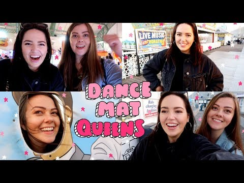 VLOG : DANCE MAT QUEENS 👑