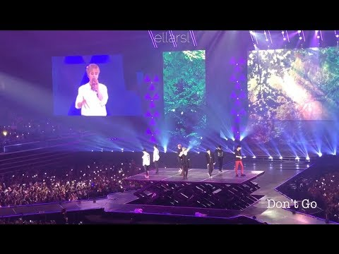 [HD] EXO Planet #4 - The EℓyXiOn in Singapore 180303