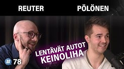 Teknologia 2020-luvulla (Lauri Reuter & Perttu Pölönen) | #puheenaihe 78