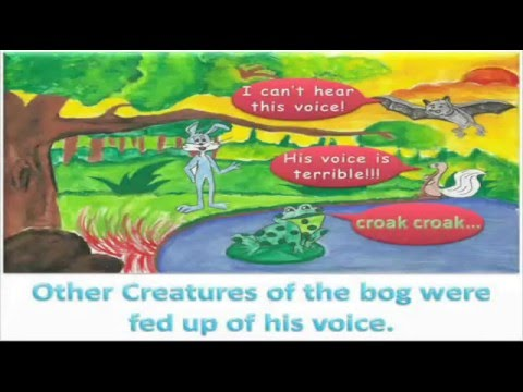 The Frog & The Nightingale - YouTube