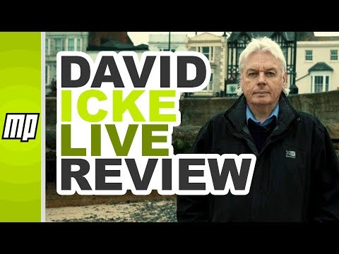 David Icke Live: A Review of a Night Wasted With Britains Most Famous Conspiracy Theorist