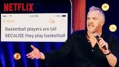 Greg Davies Stand-up | Ridiculous Inspirational Quotes | Netflix