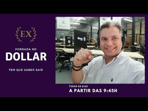 Operando Dollar com segurança