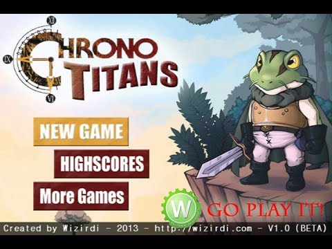 Game Review – Chrono Titans Tower Defense