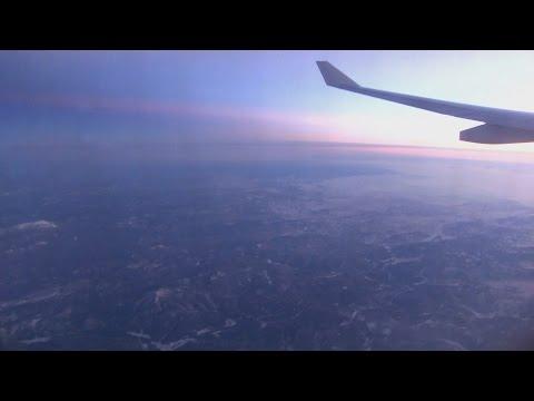 Air China A330-200 Landing Beijing
