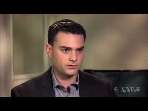 Ben Shapiro shows ABC Nightline Reporter who is the ...