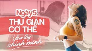 Pilates Barre 7 ngày yêu lấy chính mình | Ngày 5 | Thư giãn ♡ Hana Giang Anh thumbnail