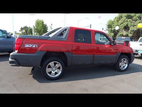Lithia Chevrolet Redding >> 2003 CHEVROLET AVALANCHE Redding, Eureka, Red Bluff, Chico, Sacramento, CA 3G213421 - YouTube