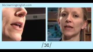 Произношение английских звуков и слов. Гласные дифтонги 4