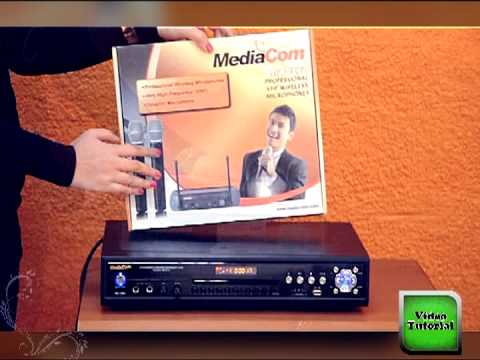 Mediacom 3300DVD Installation Tutorial in Tagalog