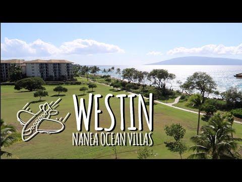 Maui Hotel Tour  Westin Nanea Ocean Villas 2 Bedroom Garden View Villa Room Tour