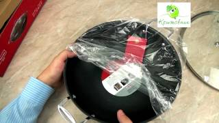 Обзор сковороды Wok Rondell RDA-114