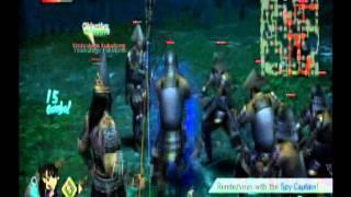 TGR - Samurai Warriors 3 parte1 - Nintendo Wii