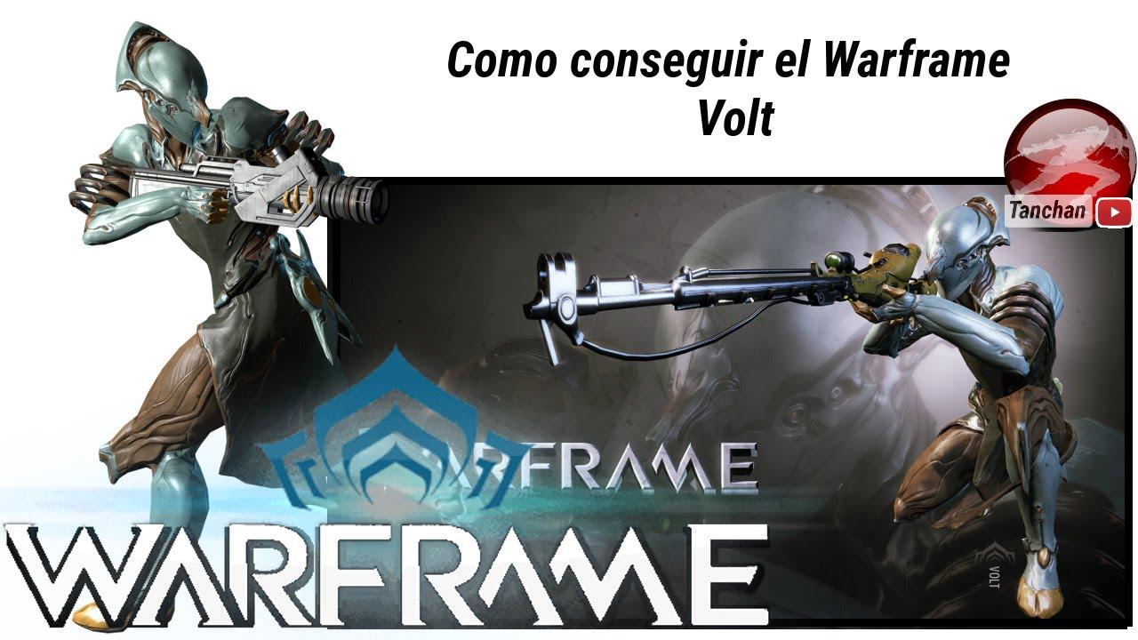 Warframe. Donde conseguir el warframe Volt. Warframe en español ...