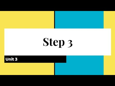 UNIT 3. Healthy Ways/Step 3/Rainbow English/5 Class