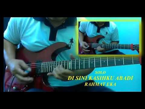 Rahmat-Di sini kasihku abadi solo by WELD