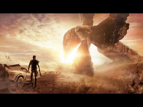 Official Mad Max Game E3 Trailer