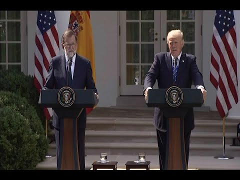 "Trump: ""People of Catalonia would stay with Spain"""