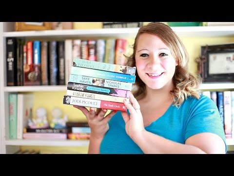 FAVORITE ADULT FICTION BOOKS from YouTube · Duration:  20 minutes 6 seconds