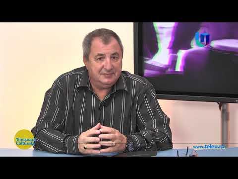 TeleU: Timisoara culturală. Invitat Titi Dragomir