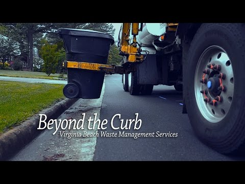 Beyond The Curb, Virginia Beach Waste Management Services