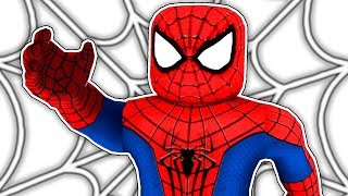 THE BRAZILIAN SPIDER-MAN ROBLOX!! → Roblox Funny moments #75 🎮
