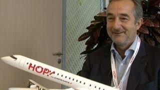La compagnie aérienne HOP! en route vers plus d'autonomie