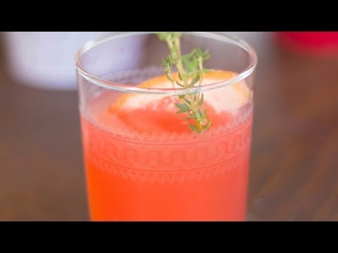 Bonus: Grapefruit Gin Spritzer   The Fourth on The Farm