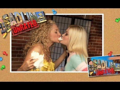 Deadline! Girl on Girl: Riley Steele