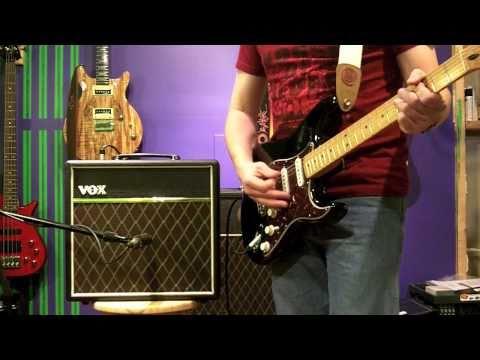 GUITAR TONE - VOX PATHFINDER 15R SOUND DEMO