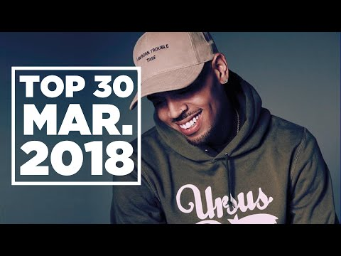 Top 30 Songs Chart | March 24, 2018 | 洋楽 ヒット チャート 最新